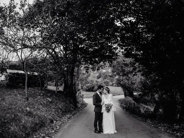 La boda de Dani y Moni en Gijón, Asturias 174