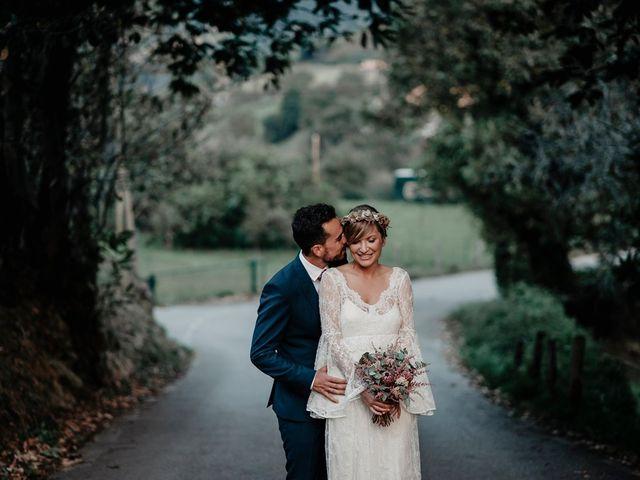 La boda de Moni y Dani