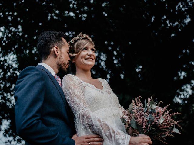 La boda de Dani y Moni en Gijón, Asturias 183