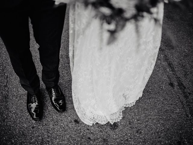 La boda de Dani y Moni en Gijón, Asturias 184