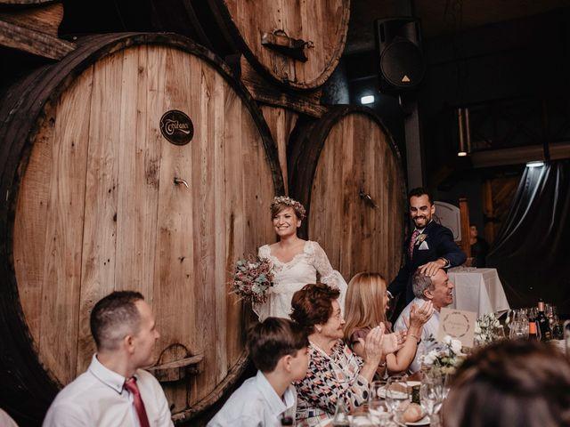 La boda de Dani y Moni en Gijón, Asturias 214
