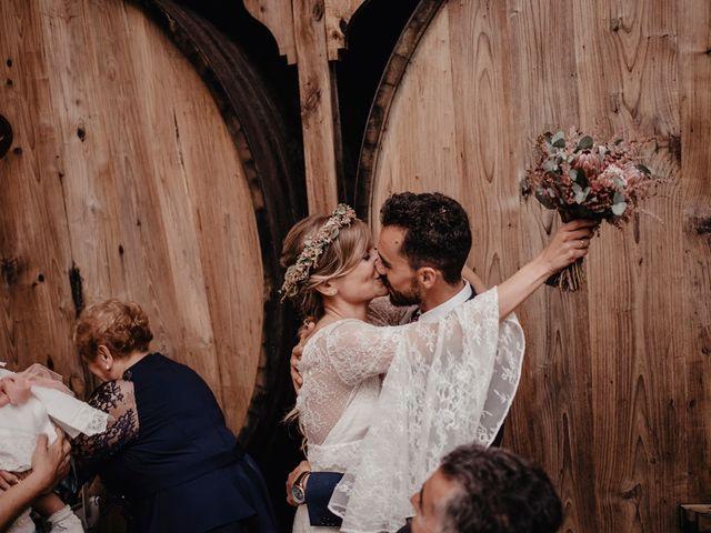 La boda de Dani y Moni en Gijón, Asturias 220