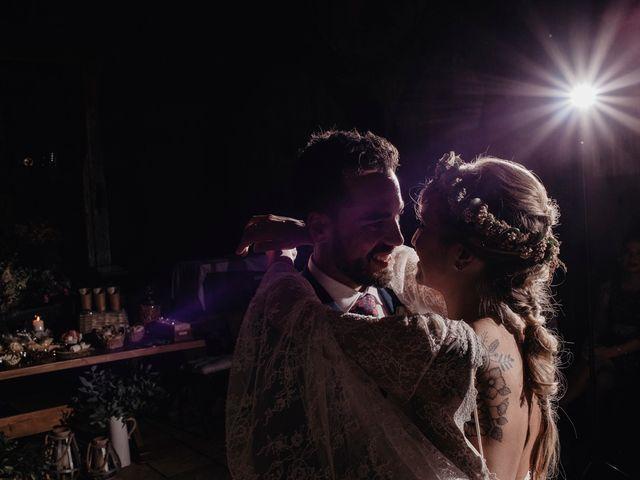 La boda de Dani y Moni en Gijón, Asturias 238