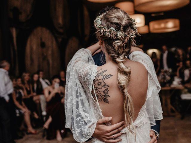 La boda de Dani y Moni en Gijón, Asturias 243