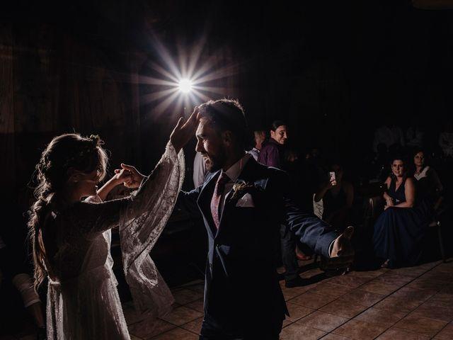 La boda de Dani y Moni en Gijón, Asturias 245