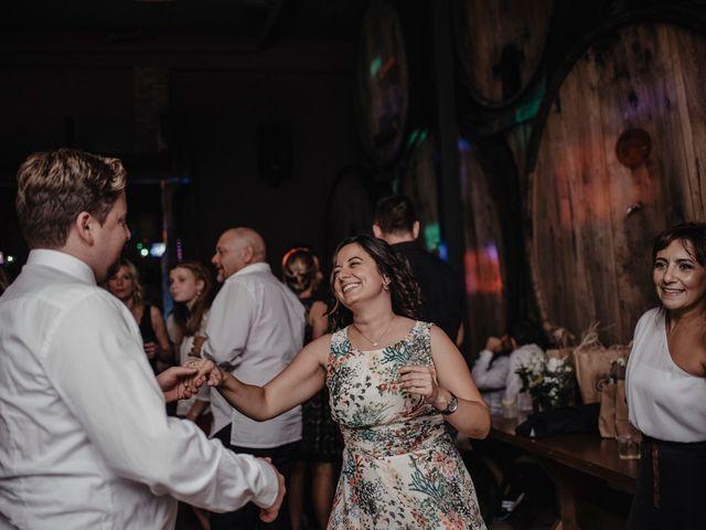 La boda de Dani y Moni en Gijón, Asturias 252