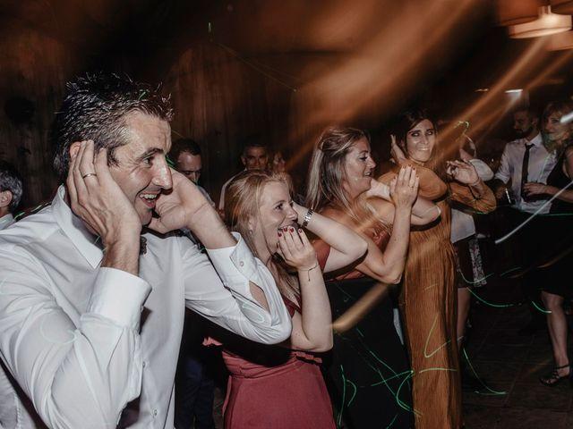 La boda de Dani y Moni en Gijón, Asturias 256
