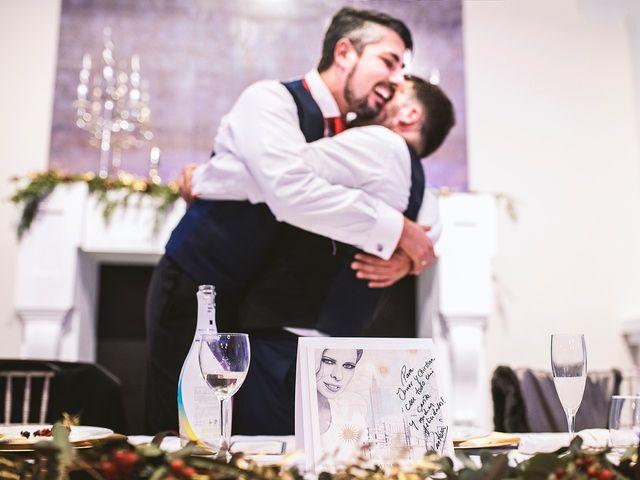 La boda de Christian y Javier en Loja, Granada 32