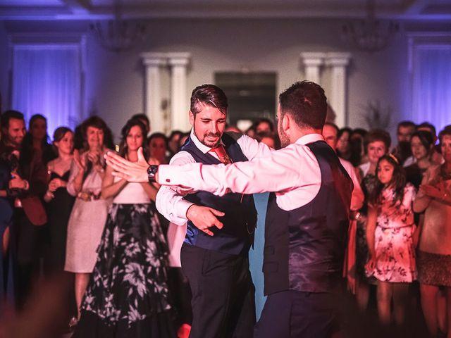 La boda de Christian y Javier en Loja, Granada 35