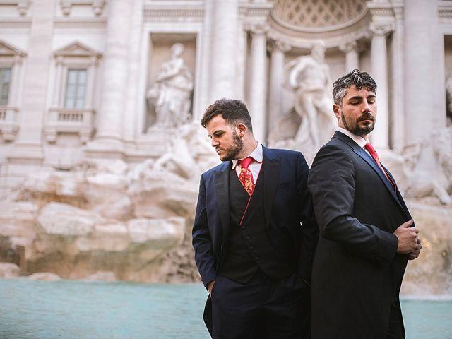 La boda de Christian y Javier en Loja, Granada 38