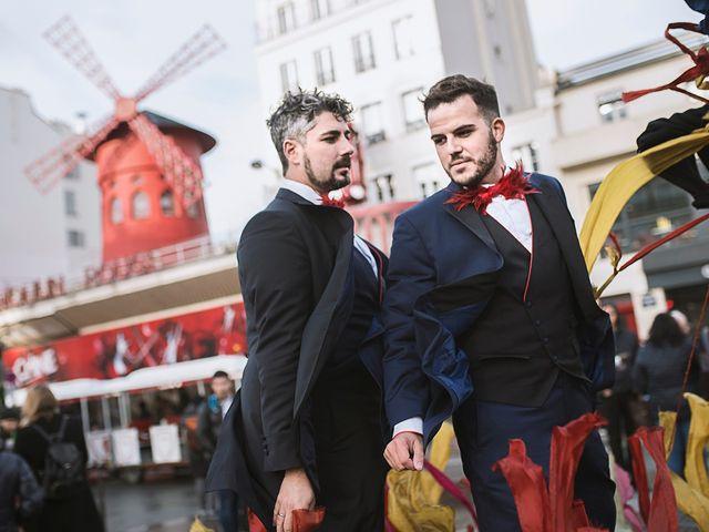 La boda de Christian y Javier en Loja, Granada 44