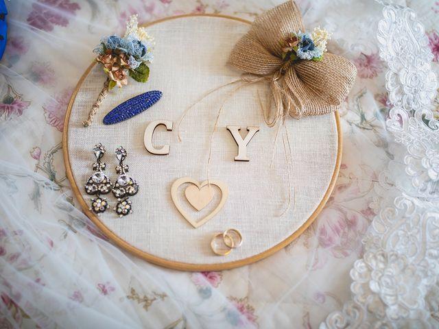 La boda de Carlos y Yaiza en Estepona, Málaga 10