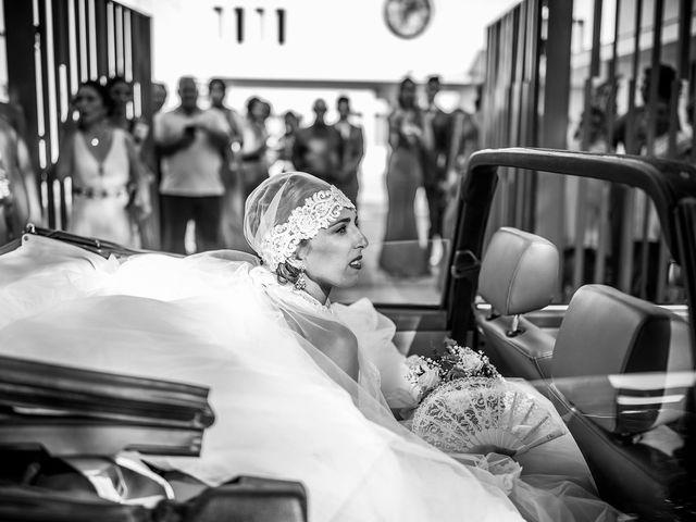 La boda de Carlos y Yaiza en Estepona, Málaga 18