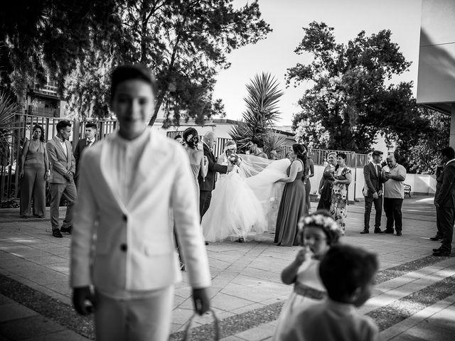 La boda de Carlos y Yaiza en Estepona, Málaga 19