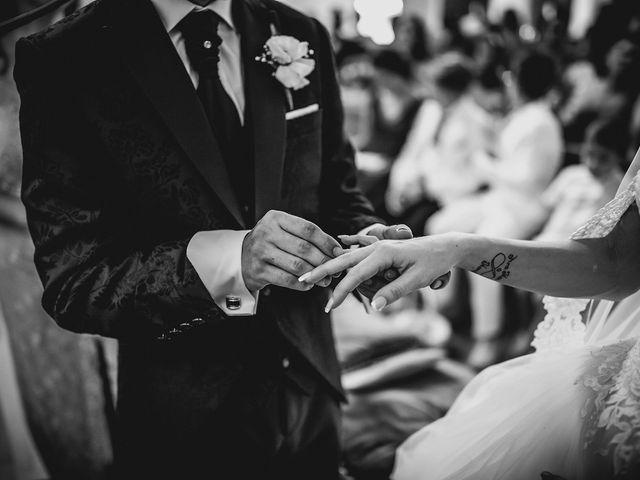 La boda de Carlos y Yaiza en Estepona, Málaga 22