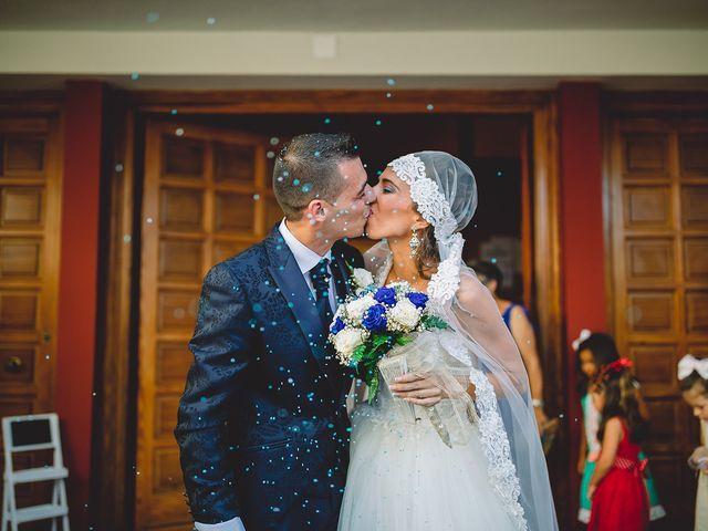 La boda de Carlos y Yaiza en Estepona, Málaga 24