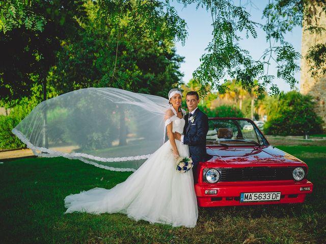 La boda de Carlos y Yaiza en Estepona, Málaga 25