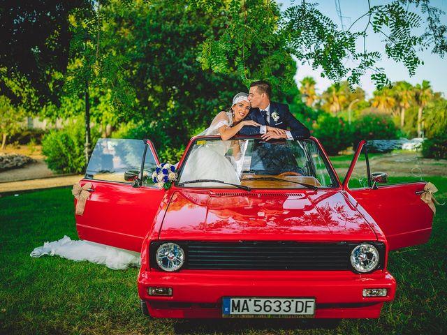 La boda de Carlos y Yaiza en Estepona, Málaga 1
