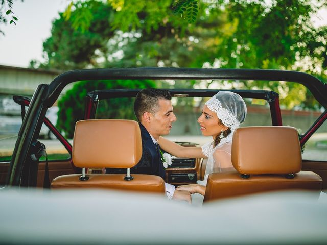 La boda de Carlos y Yaiza en Estepona, Málaga 26
