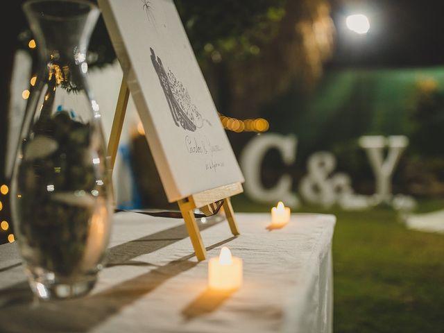 La boda de Carlos y Yaiza en Estepona, Málaga 29