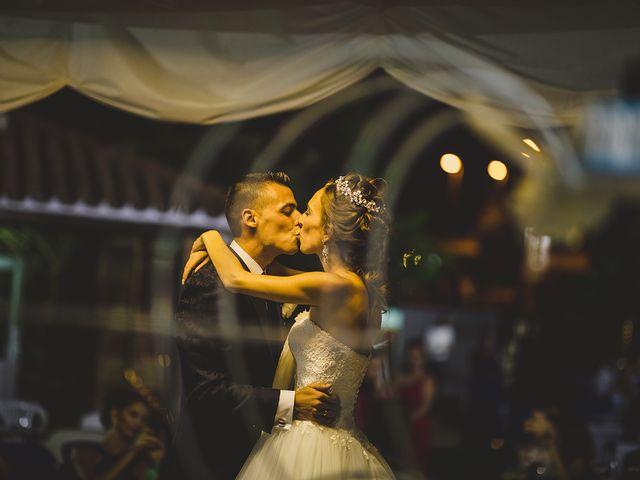 La boda de Carlos y Yaiza en Estepona, Málaga 32