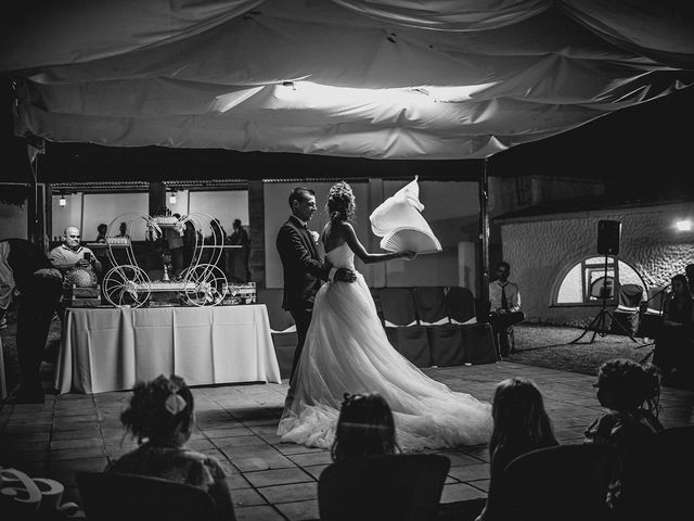 La boda de Carlos y Yaiza en Estepona, Málaga 34