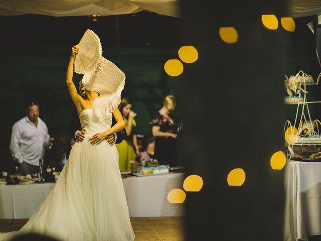 La boda de Carlos y Yaiza en Estepona, Málaga 35