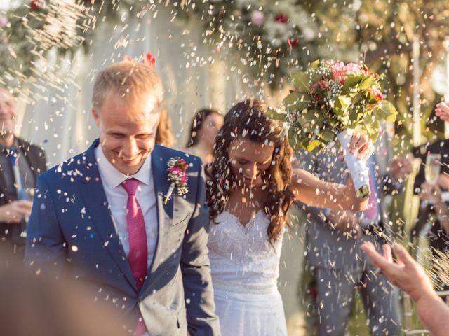 La boda de Lara y Herman