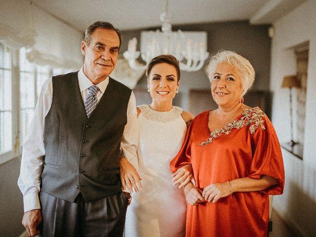 La boda de Antonio y Elisa en Madrid, Madrid 5
