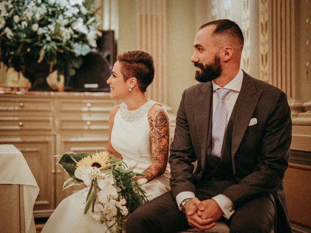 La boda de Antonio y Elisa en Madrid, Madrid 7