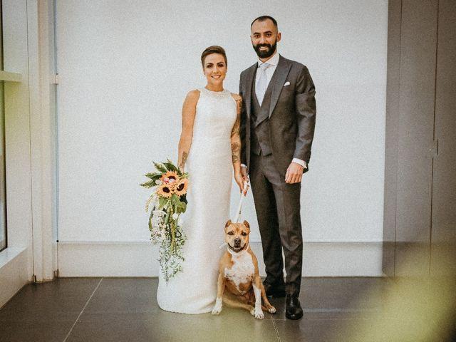 La boda de Antonio y Elisa en Madrid, Madrid 1
