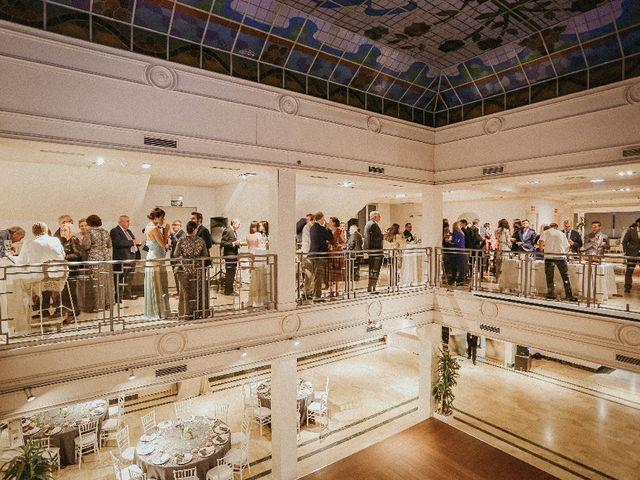 La boda de Antonio y Elisa en Madrid, Madrid 8