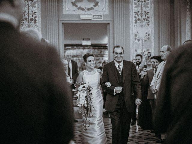 La boda de Antonio y Elisa en Madrid, Madrid 10