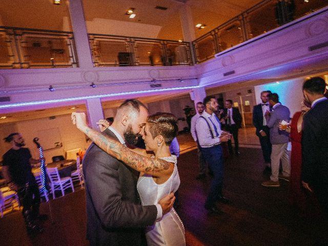 La boda de Antonio y Elisa en Madrid, Madrid 14
