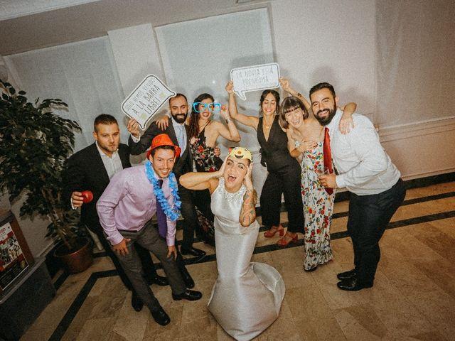 La boda de Antonio y Elisa en Madrid, Madrid 18