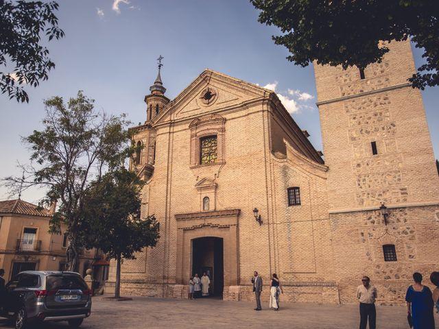 La boda de Moises y Irene en Toledo, Toledo 27