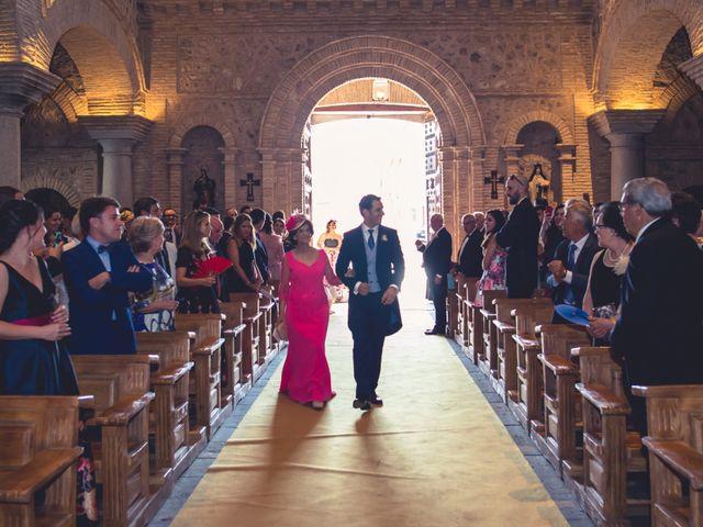 La boda de Moises y Irene en Toledo, Toledo 33