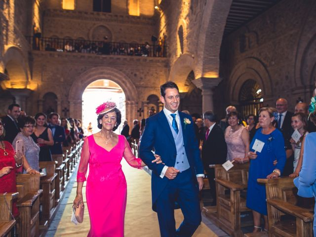 La boda de Moises y Irene en Toledo, Toledo 34