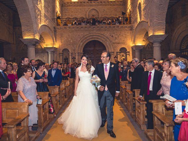 La boda de Moises y Irene en Toledo, Toledo 40