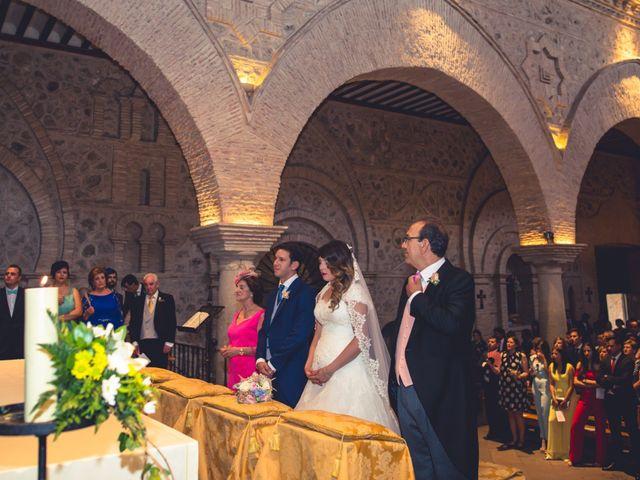 La boda de Moises y Irene en Toledo, Toledo 41