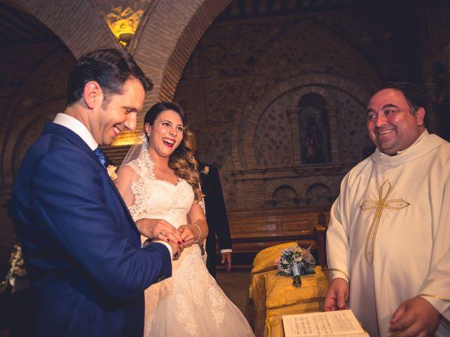 La boda de Moises y Irene en Toledo, Toledo 43