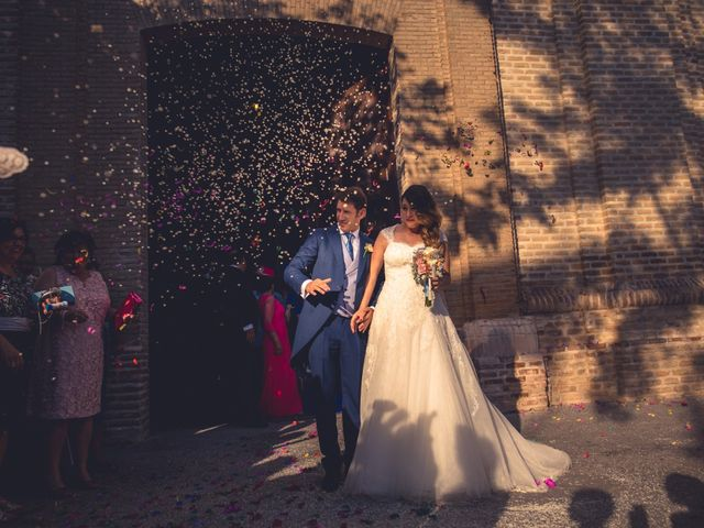 La boda de Moises y Irene en Toledo, Toledo 46