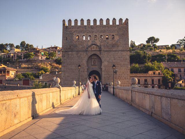 La boda de Moises y Irene en Toledo, Toledo 48