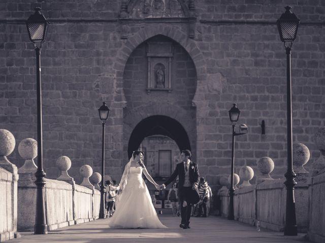 La boda de Moises y Irene en Toledo, Toledo 49