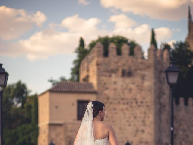 La boda de Moises y Irene en Toledo, Toledo 53