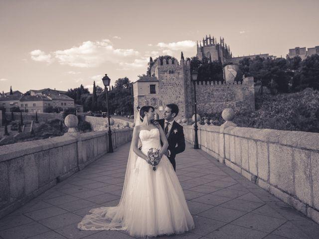 La boda de Moises y Irene en Toledo, Toledo 55