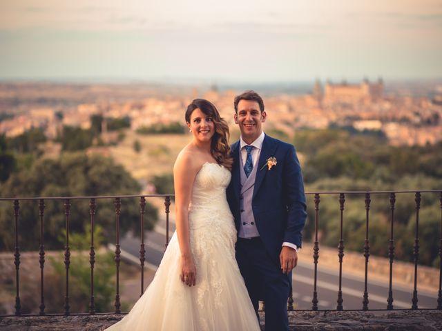 La boda de Moises y Irene en Toledo, Toledo 61