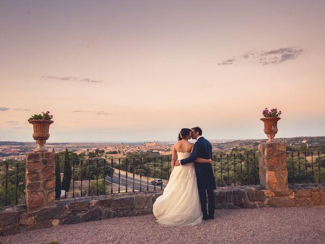 La boda de Irene y Moises
