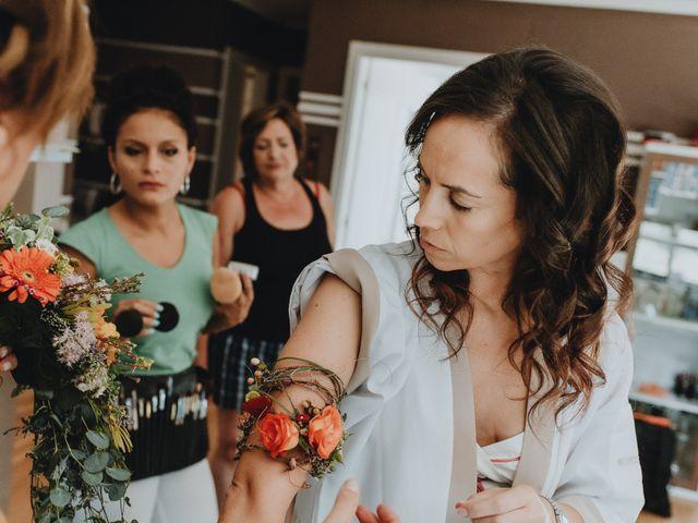 La boda de Santiago y Tamara en Vilarnaz, Orense 7
