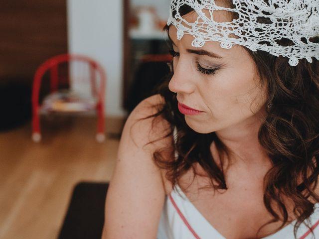 La boda de Santiago y Tamara en Vilarnaz, Orense 23